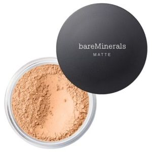 Bare Minerals SPF 15 Foundation fairly light N10